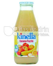 Produktabbildung: Kinella Banane-Früchte-Nektar 500 ml
