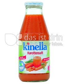 Produktabbildung: Kinella Bio-Karottensaft 500 ml