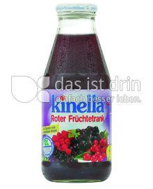 Produktabbildung: Kinella Roter Früchtetrank 500 ml