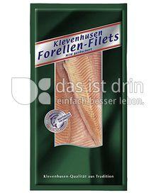 Produktabbildung: Klevenhusen Forellen-Filets 125 g