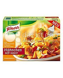 Produktabbildung: Knorr Hähnchen süß-sauer 400 g
