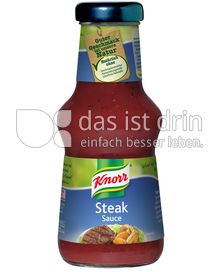 Produktabbildung: Knorr Steak Sauce 250 ml