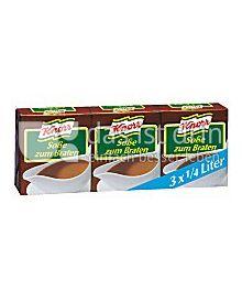 Produktabbildung: Knorr Soße zum Braten 750 ml
