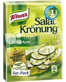 Produktabbildung: Knorr Salatkrönung Dill-Kräuter 5 St.