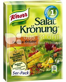 Produktabbildung: Knorr Salatkrönung Paprika-Kräuter 5 St.