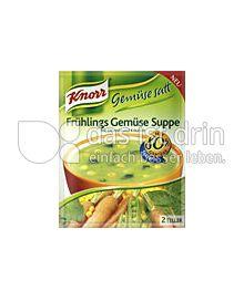 Produktabbildung: Knorr Gemüse satt 500 ml