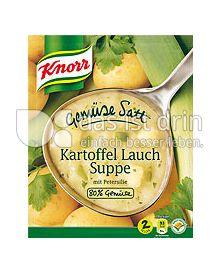 Produktabbildung: Knorr Gemüse satt Suppen Kartoffel Lauch Suppe mit Petersilie 500 ml