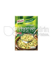 Produktabbildung: Knorr Erbsentopf