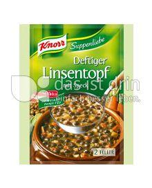 Produktabbildung: Knorr Linsentopf