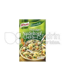 Produktabbildung: Knorr Nudeltopf 600 ml