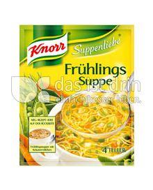 Produktabbildung: Knorr Frühlingssuppe 1 l