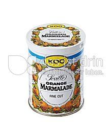 Produktabbildung: Koo Bittere Orangenmarmelade 450 g