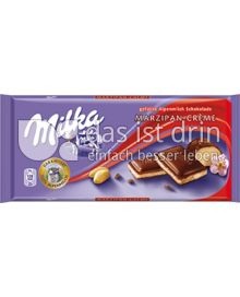 Produktabbildung: Milka Marzipan-Creme 100 g