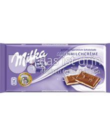 Produktabbildung: Milka Alpen-Milchcrème 100 g