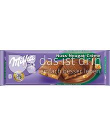 Produktabbildung: Milka Nuss-Nougat-Crème 300 g