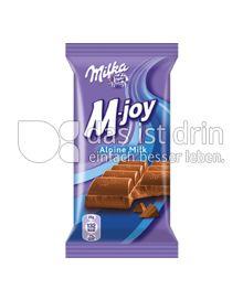 Produktabbildung: Milka M-joy Alpine Milk 60 g