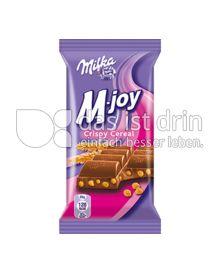 Produktabbildung: Milka M-joy Crispy Cereal 60 g