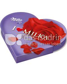 Produktabbildung: Milka I love Milka Pralinés 50 g