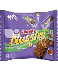 Produktabbildung: Milka Nussini minis 150 g
