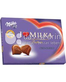 Produktabbildung: Milka Diät I love Milka Pralinés 150 g