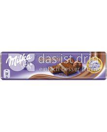 Produktabbildung: Milka Diät Noisette Riegel