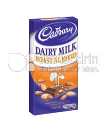 Produktabbildung: Cadbury Dairy Milk Roast Almond 250 g