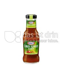 Produktabbildung: Feinkostsaucen Sauce Curry Tomate 250 ml
