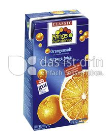 Produktabbildung: Krings Orangensaft 1 l