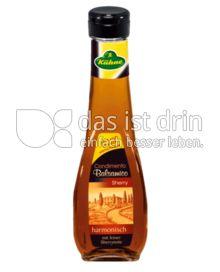 Produktabbildung: Kühne Condimento Balsamico Sherry 250 ml