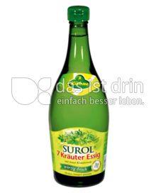 Produktabbildung: Kühne Surol 7-Kräuter-Essig 250 ml