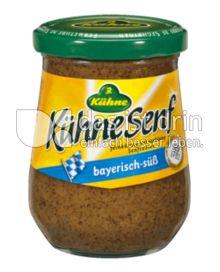 Produktabbildung: Kühne Senf bayerisch-süß 250 ml