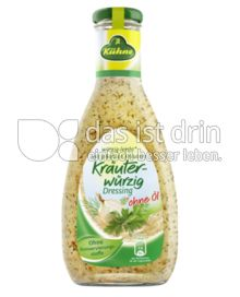 Produktabbildung: Kühne Kräuterwürzig-Dressing 500 ml