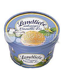 Produktabbildung: Landliebe Vanille Eis 750 ml