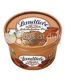 Produktabbildung: Landliebe Vollmilch Schokoladen Eis 750 ml