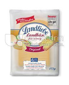 Produktabbildung: Landliebe Landkäse Orginal 175 g