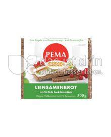 Produktabbildung: PEMA® Leinsamenbrot 500 g