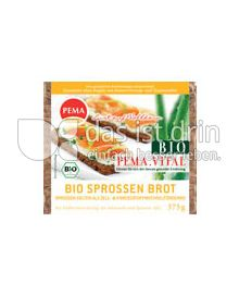 Produktabbildung: PEMA® Bio Bärlauch Brot 375 g