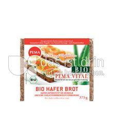Produktabbildung: PEMA® Bio Hafer Brot 375 g