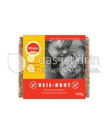 Produktabbildung: PEMA® glutenfreies Reis-Brot 500 g
