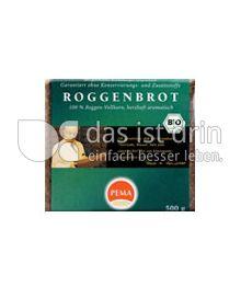 Produktabbildung: PEMA® Bio-Roggenbrot 500 g