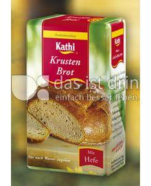 Produktabbildung: Kathi Krustenbrot mit Hefe 500 g