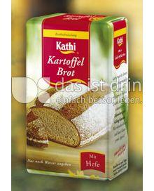 Produktabbildung: Kathi Kartoffelbrot mit Hefe 500 g