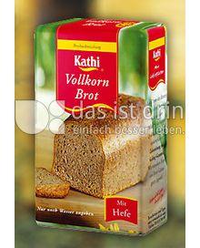 Produktabbildung: Kathi Vollkornbrot mit Hefe 500 g