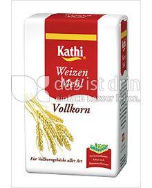 Produktabbildung: Kathi Weizenmehl Vollkorn 1000 g