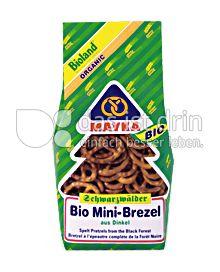 Produktabbildung: MAYKA Bio Bio Mini-Brezel 150 g