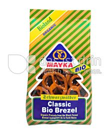 Produktabbildung: MAYKA Bio Classic Bio Brezel 125 g