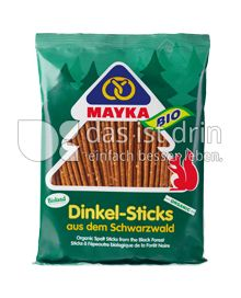 Produktabbildung: MAYKA Bio Dinkel-Sticks 100 g