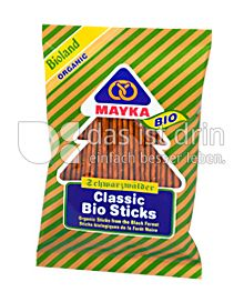 Produktabbildung: MAYKA Bio Classic Bio Sticks 100 g