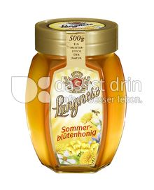 Produktabbildung: Langnese Honig Honig 500 g