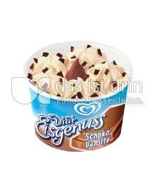 Produktabbildung: Langnese Diät Eisgenuss Schokolade 50 g